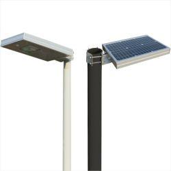 China Made Aluminium die Casting Body 3.6V Solar Light Battery Pakketten