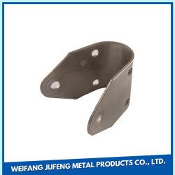 OEM personalizados de alta qualidade, estampagem de Aço Inoxidável SPCC estojo de alumínio/cortina chave /Encaixar a abraçadeira metálica