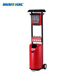 Инфракрасный нагреватель шкафа Отопление газовое пламя плита для патио с садом