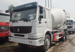Usa HOWO 6X4 Mezclador de transporte de cemento Carretilla con 5-16m3 de capacidad