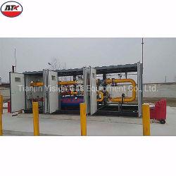 ガス圧力調整装置のさまざまな暖房形式