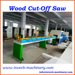Тяжелый режим работы автоматического квадратный деревянный крест пилы оборудование