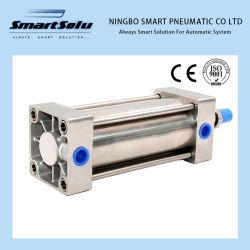 Scのステンレス鋼のアジア標準タイ棒の空気の空気シリンダー