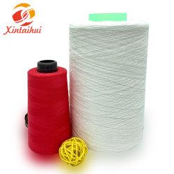 Los tubos de plástico de alta calidad de los conos de papel utilizar hilados de poliester de coser