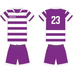 Ajuste a seco sublimação uniforme futebol Jersey para Club
