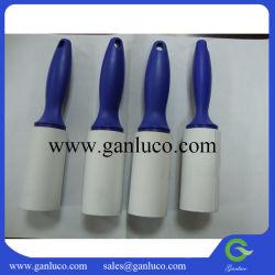 Panos de rolos pegajosos para remover poeira 100mm panos de PET do Rolete de remoção de pêlos