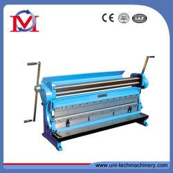 Cizalla de rodillo metálico freno combinado de la máquina (3-En-1/1320X1,5)