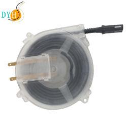 Petit plastique de la sécurité du rétracteur 2M 6-8d'un câble d'alimentation escamotable Recoiler