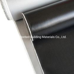 قماش سيليكون ذو جودة عالية مقاوم للمواد الكيميائية محبوك من الألياف الزجاجية المشربة قماش من المطاط مصنوعة من السيليكون طلية بالفسيرين