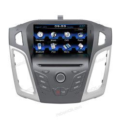 2 DIN HD شاشة اللمس وسائط متعددة Car DVD GPS Bluetooth مشغل وسائط تلقائي مع نظام GPS وBluetooth® وراديو بالنسبة إلى فورد FOCUS الجديد 2012 (C8030FF)