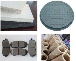 Alta resistência a fibra de vidro resistente a produtos alcalinos cortados para betão armado