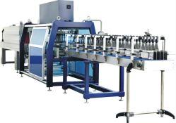 Wd-450A krimpt Inpakken van de Film van de Kleur van de Hoge snelheid van de Pakketten van 35-40 het Automatische Verpakkende Machine