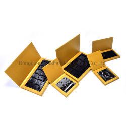 الورق لوحة الألوان مخصص فارغة مستحضرات التجميل ورق بطاقات آيشادو لوحة مع Magneitc
