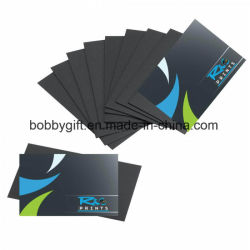 Vente en gros Imprimé magnétique carte de visite aimant réfrigérateur