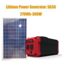 Accueil portable utilisé en mode veille de l'Onduleur générateur de puissance solaire 300W