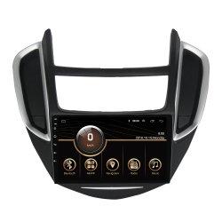 카 엔터테인먼트 멀티미디어 시스템 라디오 비디오 오디오 GPS 내비게이션 스테레오 Chevrolet Trax 2013-2016 DVD 플레이어
