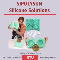 Condensatie-behandeling RTV het Rubber van het Silicone voor het Gieten van Polyurethaan