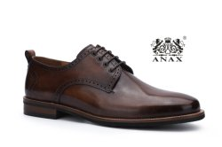 Neue Lace-up lederne Geschäfts-beiläufige Schuhe der Form-und Qualitäts-populären Männer