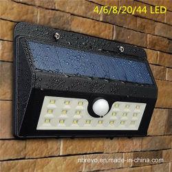 Nunca solar brillante la luz de seguridad inalámbrica Sensor de movimiento (RS2002)