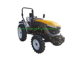 4WD Te604-P 60HP 2WD 4WD mini kleiner Vierradbauernhof-Gleiskettenschlepper-Obstgarten-Paddy-Rasen-grosser Garten-gehender Dieselchina-landwirtschaftliche Maschinerie-Traktor