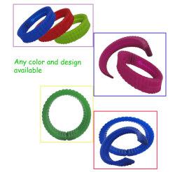 L'aimant Bracelet en silicone souple avec l'aimant