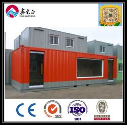 2017 Chinese Famous Brand Container House for Labor Camp with Kitchen / Toilette / Klinik / Ablution / Krankenhaus (XGZ-051)