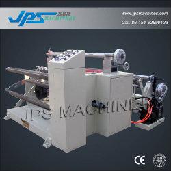 Cinta adhesiva industrial y de doble cara cinta adhesiva rebobinadora cortadora longitudinal