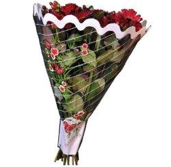 플라스틱 꽃 슬리브, 꽃 포장 가방