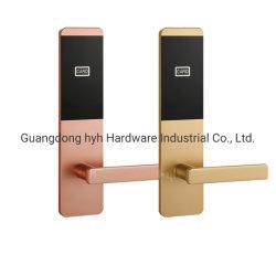 Sichere intelligente Sicherheits-Digital-Keyless Kartencode-Warnungs-Aluminiumlegierung-Tür-Griff-Verschlüsse