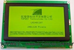 240x128 Módulo LCD gráfico LCD de painel táctil (LM240128)