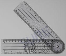 다양한 플라스틱 판촉 의료 Goniometer의 우수한 품질