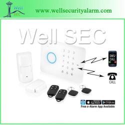 GSM SMS RFID системы охранной сигнализации, Alarmas де GSM (WL1301)