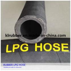 Flexible de goma de baja presión Extensión del tanque de propano Gas Natural Gas tubo flexible