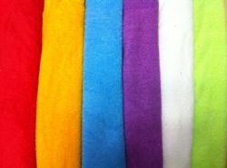 Новый двойной обратной связью Терри, ткани из бамбука