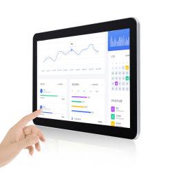 10,1 11,6 12 13,3 14 Polegadas retroiluminação LED TFT 300 nits ecrã LCD com Projetiva multitoque de ecrã táctil capacitivo com monitor VGA, HDMI e DVI