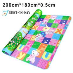 Le tapis de mousse EPE jouer une salle de gym Bébé doux tapis le trafic des animaux de l'activité de pique-nique tapis en mousse pour bébé ramper étanche tapis bébé jouer