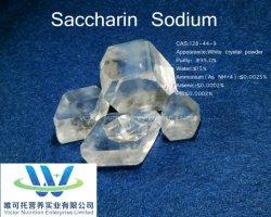 식품용 감미료 사카린 나트륨 CAS 128-44-9