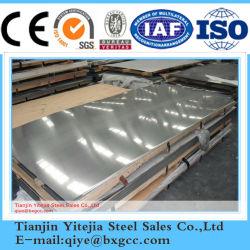 Chapa de aço inoxidável de alta qualidade 301