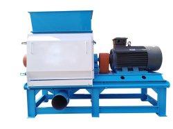 2т/ч потенциала для измельчения соломы дерева Pulverizer машины для заготовки древесины и сорняков/бункер соломы