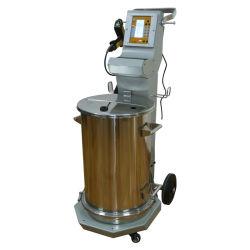 速いカラー変更の金属表面の仕上げのための産業金属の自動/手動静電気の粉のコーティングのアプリケーションのペンキのスプレー装置