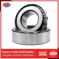 Steel Cage de roulement à rouleaux coniques 32309 45*100*38,5 pour voiture, laminoir, la machinerie en plastique avec de l'entité Pièces automatique d'usine de Pièces de moto
