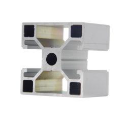 Poignées en aluminium industriel de la construction de CVC cadre profil d'Extrusion