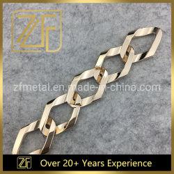 형식 부대 부속품에 의하여 주문을 받아서 만들어진 아연 합금은 공 사슬 알루미늄 사슬 철 사슬을 사슬로 맨다