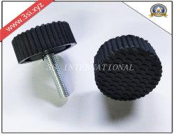 Пластмассовые заглушки для мебели с помощью винта/Thread ног (YZF-E46)