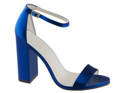 De vrouwen vormen de Hoge Zwarte Toevallige Schoenen Sandals van de Hiel (LC786-38D)