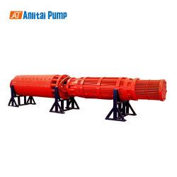 Pompa ad alta pressione del mezzo sommergibile di drenaggio di grande capienza della miniera di carbone