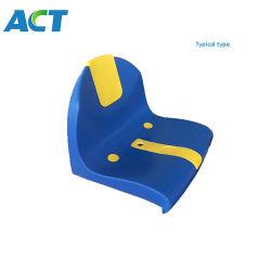 متعدّد لون طويلا - دائم مضادّة [أوف] بلاستيكيّة مقادة ملعب مدرّج يقولب كرسي تثبيت بلاستيكيّة