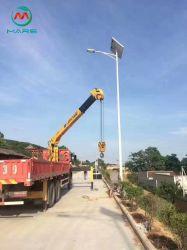 Bom preço 60W Célula Solar Luz de Rua
