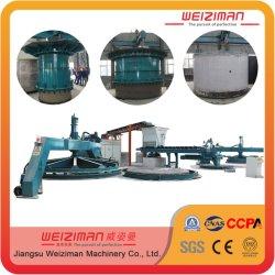 Vibration verticale Double-Position les tuyaux de béton Making Machine 800-2400/2m