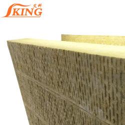 Construction étanche utilisé la laine de roche d'administration
